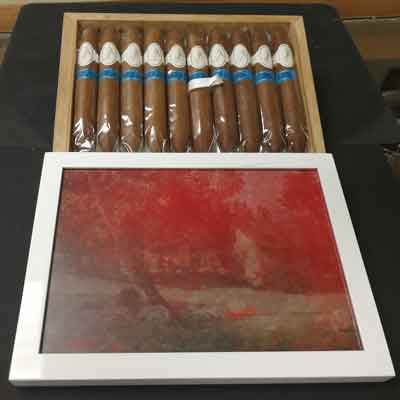 Davidoff Limited Art Collection